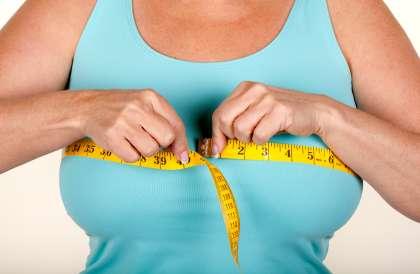 bra size measurement