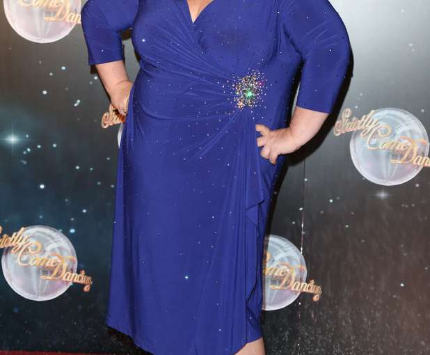 Lisa Riley Strictly Come Dancing