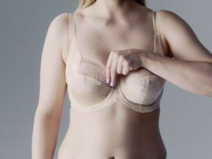 Fit Guide: How to put on a bra