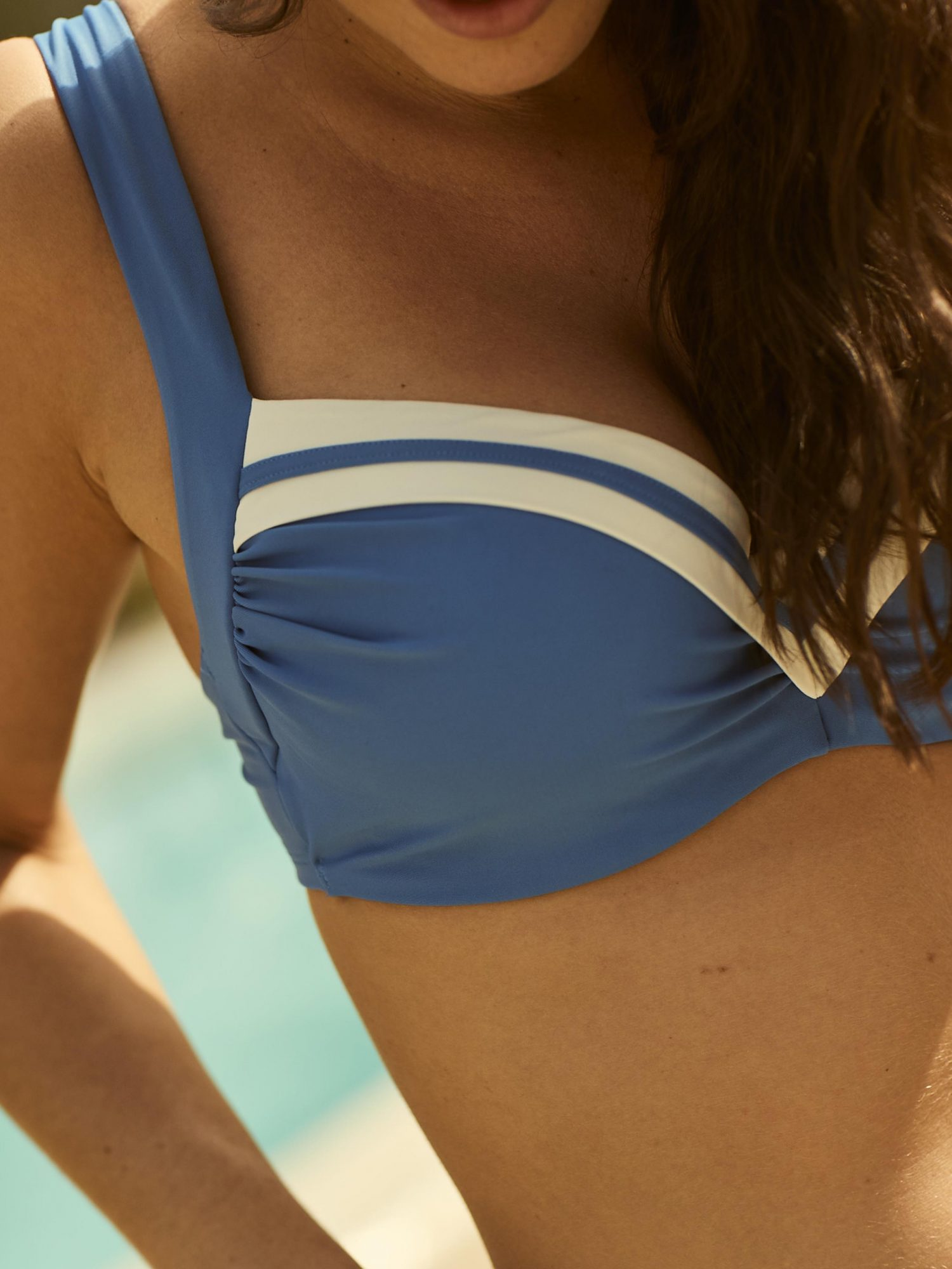 Portofino Balcony One piece swimsuit | Panache | Figleaves